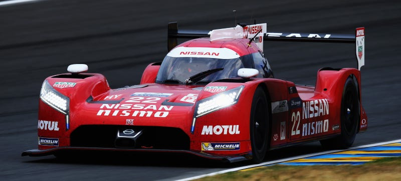 Illustration for article titled Future Of Nissan's Crazy Le Mans Prototype To Be Determined Soon