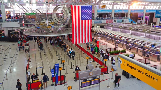New COVID Screening Policies for International Passengers Flying Into U.S.