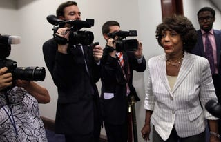 Rep. Maxine Waters (Getty)