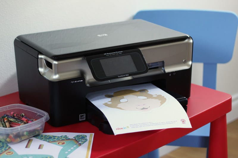 Illustration for article titled HP Photosmart Premium Web Printer Review: Your Mom Will Love It