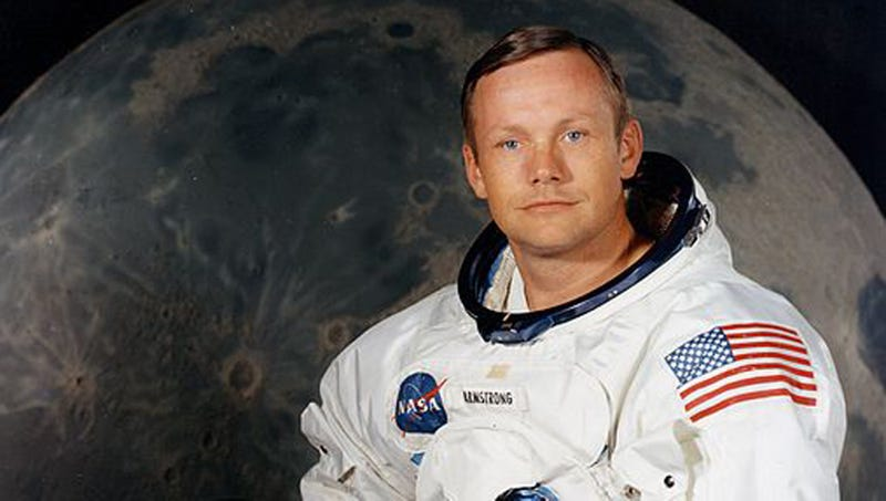 Illustration for article titled Neil Armstrong Becomes 115 Billionth Man To Die On Earth
