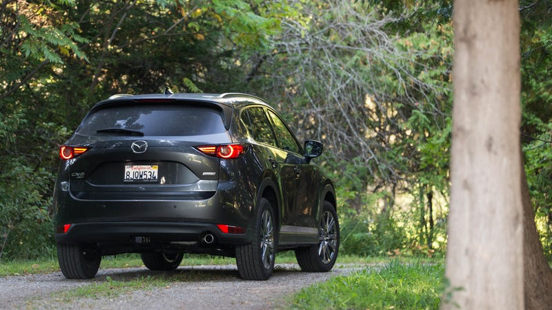 Illustration for article titled What Do You Want To Know About The 2019 Mazda CX-5 Diesel?
