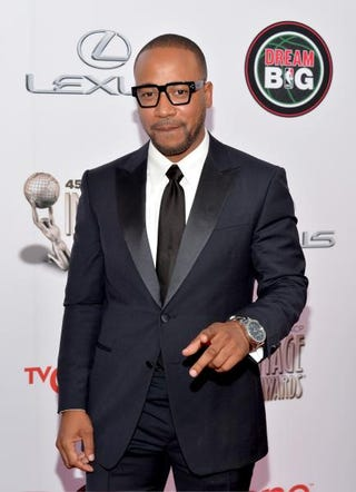 Columbus Short attends the 45th NAACP Image Awards at the Pasadena Civic Auditorium on Feb. 22, 2014, in Pasadena, Calif.Alberto E. Rodriguez/Getty Images for NAACP Image Awards