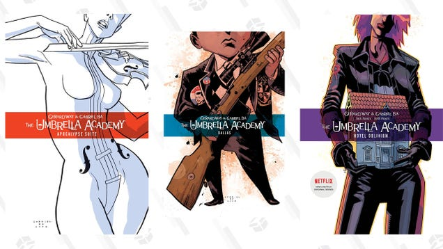 Umbrella Academy Season 2 is Coming Soon, Why Not Read Some Umbrella Academy Comics While You Wait?