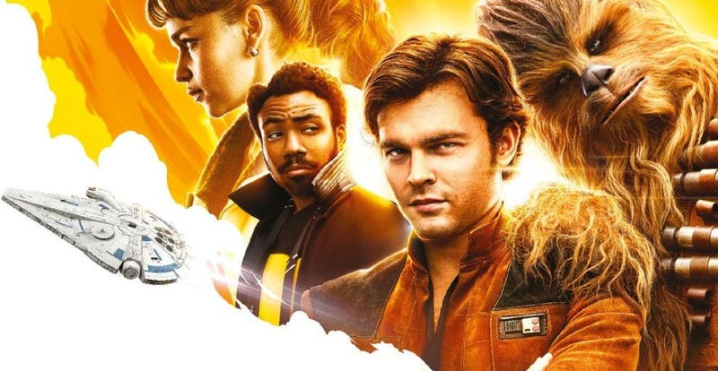 Illustration for article titled Solo: A Star Wars Story: A Promising Prequel With an Even More Promising Lando