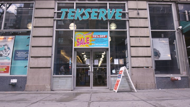 Take One Last Tour of Tekserve, New York's 'Original Apple Store