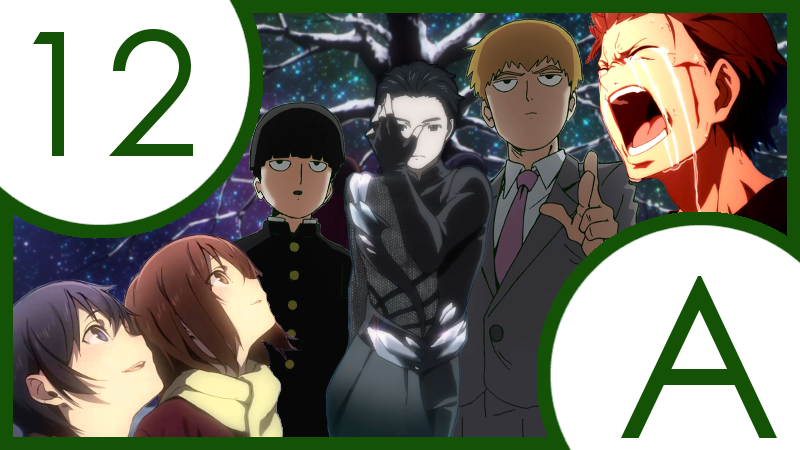 Illustration for article titled 2016 Anime Gif Advent Calendar - December 12th