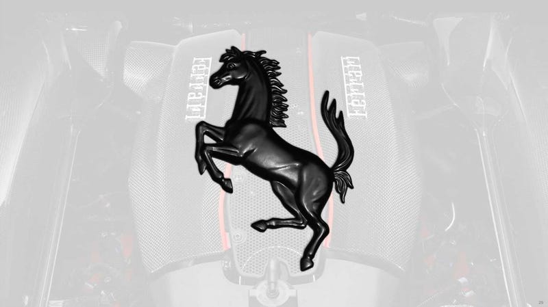 Illustration for article titled Ferrari Will Supply All Of Maserati's Powertrains Of The Future