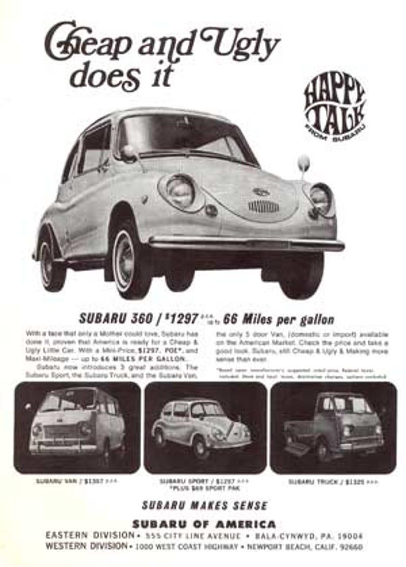 Subaru 360 the oppositelock review vanachro Image collections