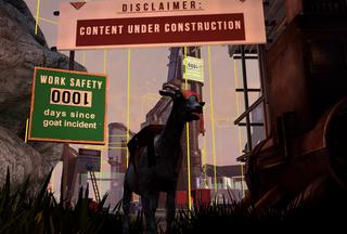 Illustration for article titled Sick Burn, Goat Simulator