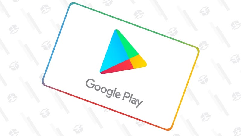 $50 Google Play Gift Card | $40 | Walmart