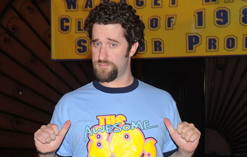 Illustration for article titled Dustin Diamond Has No Idea What's Going On With Lifetime's SBTB Movie