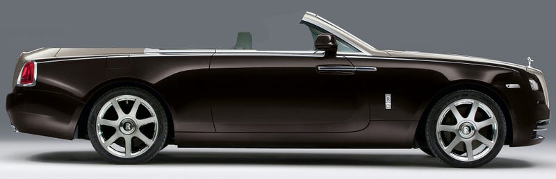 Illustration for article titled The Rolls-Royce Wraith Drophead Is Coming In 2016