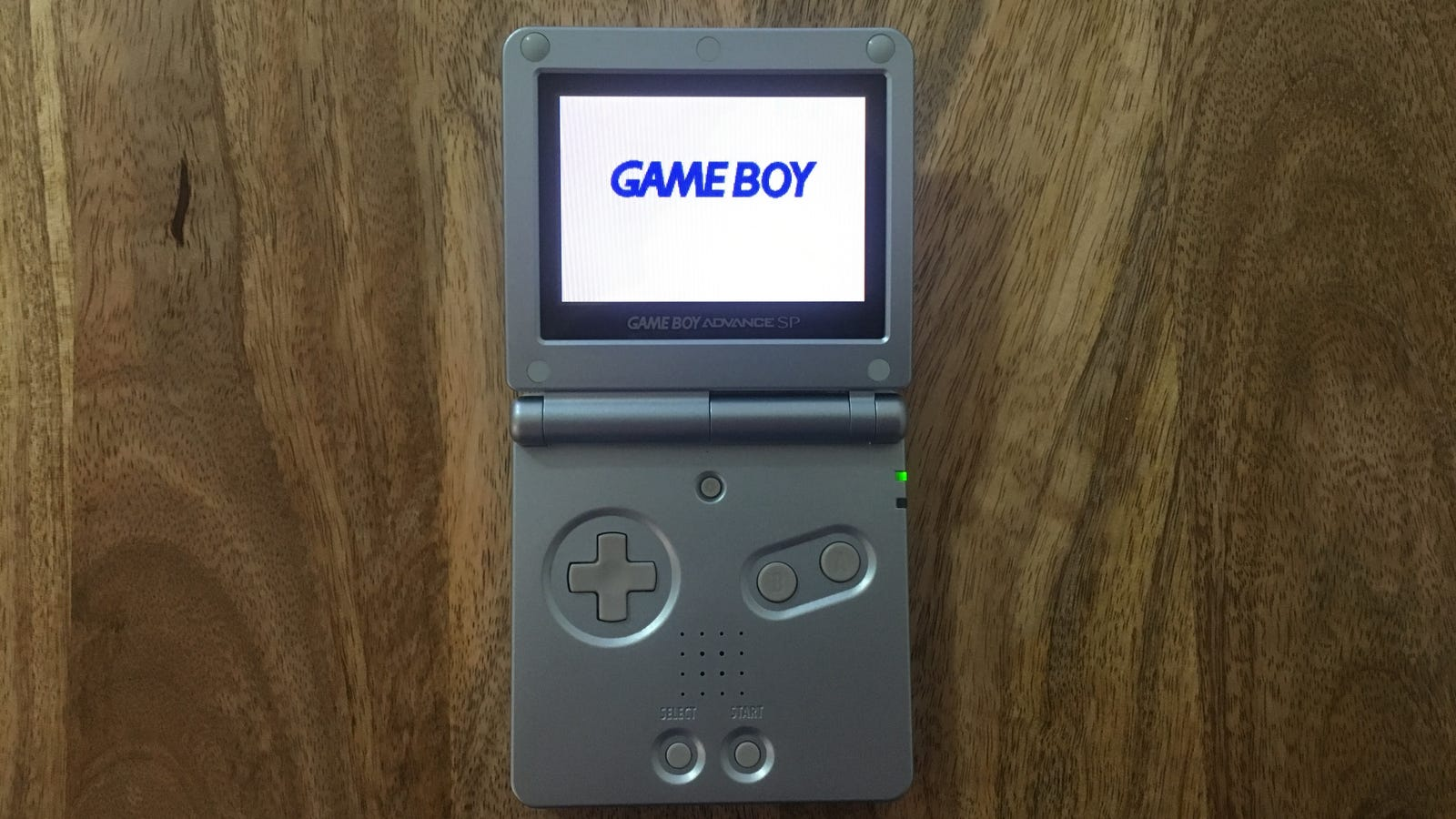 Finding An Old Game Boy Advance Feels Like Slipping Into A Storybook