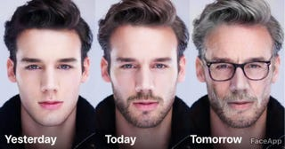 FaceApp Probably Won't Destroy Society, But the Privacy Trade-Off Is Still Shady as Hell
