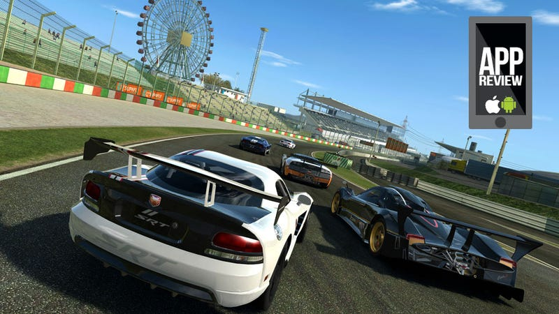 Illustration for article titled Real Racing 3 is a Beautiful Game Strangled By Freemium Nonsense