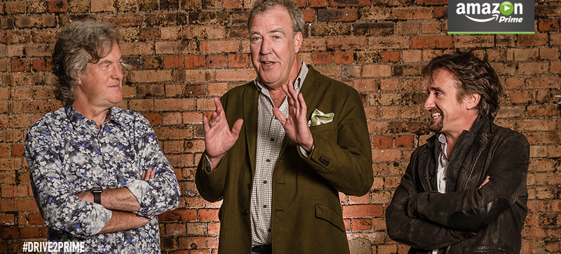 Illustration for article titled Top Gear's Clarkson, Hammond And May Are Doing A Show On Amazon