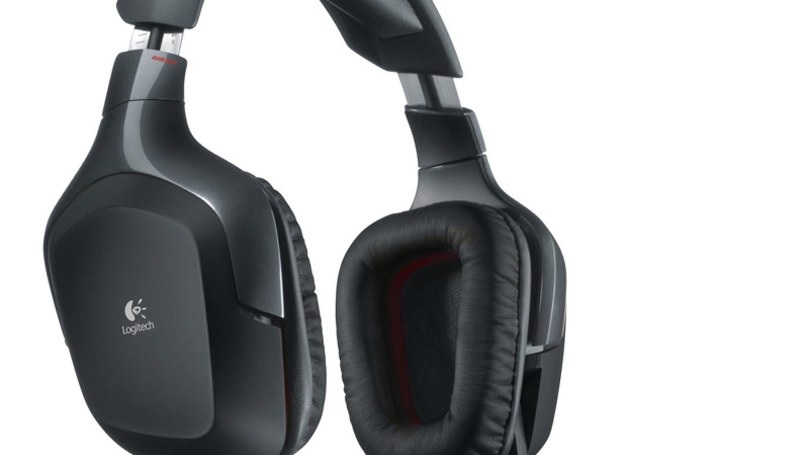 Logitech 7.1 Surround Sound G930 Gaming Headset Frags Wires Too
