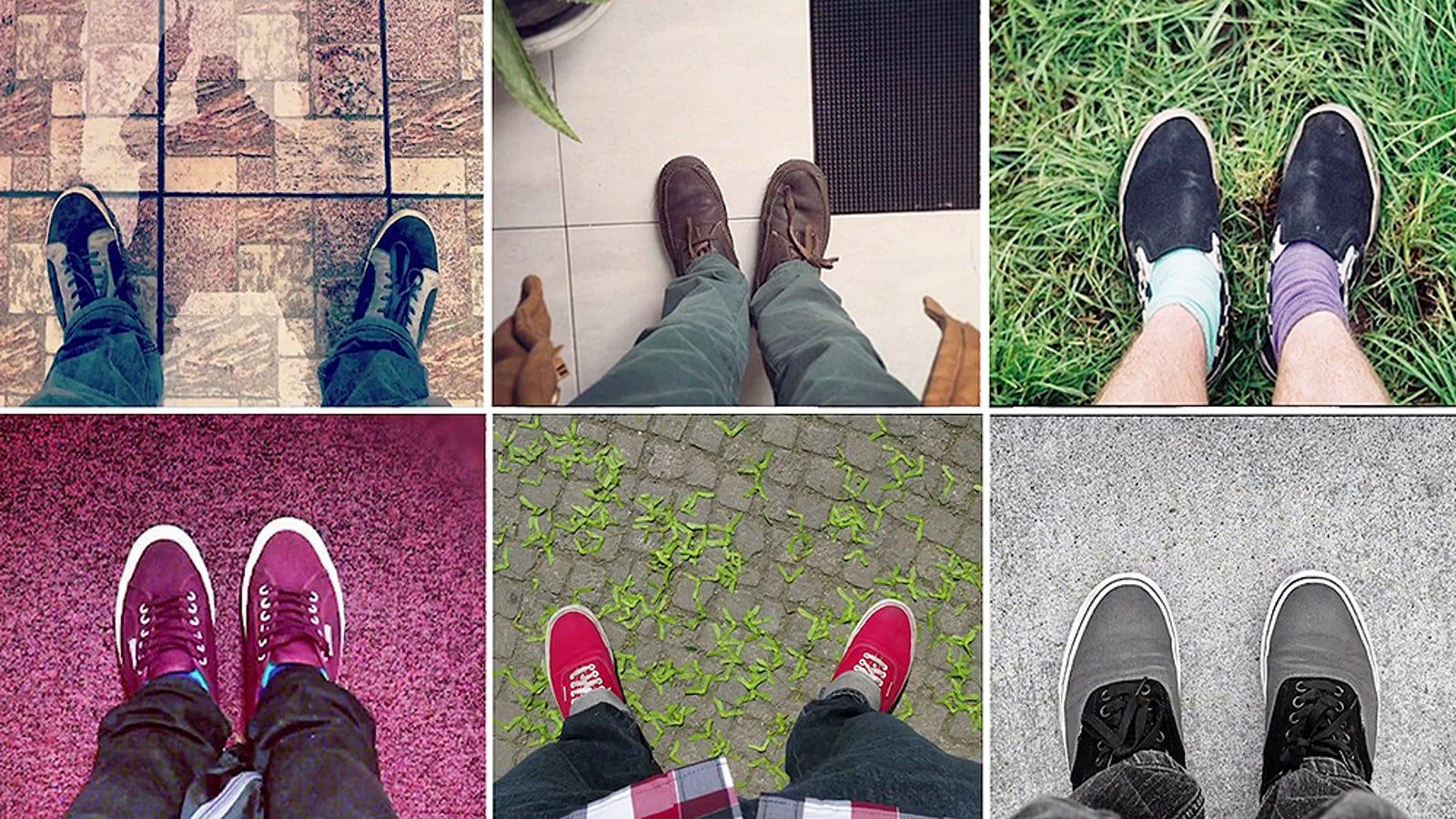 La prueba de que existen demasiadas fotos iguales en Instagram