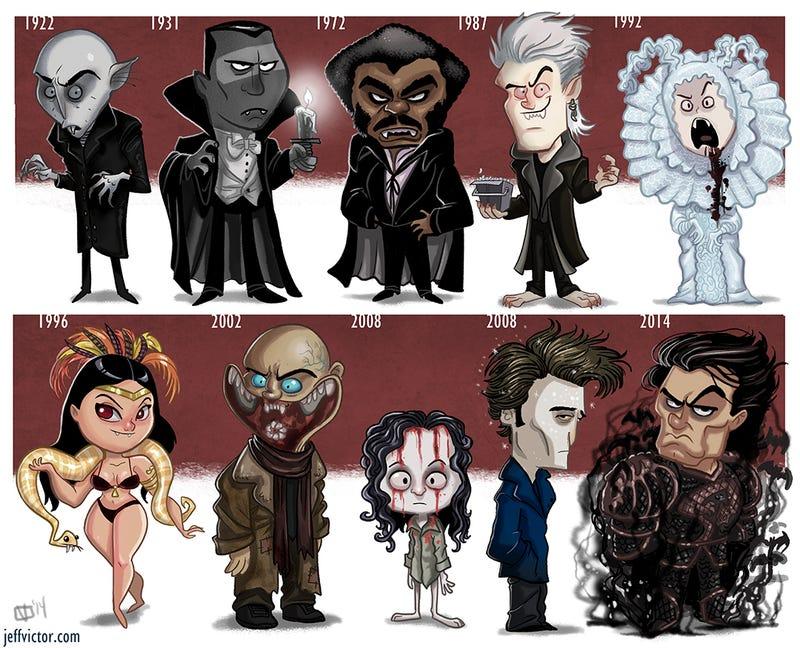 Comics List