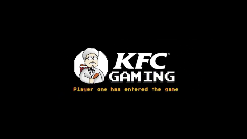 Illustration for article titled What the finger-lickin' heck is KFC Gaming?