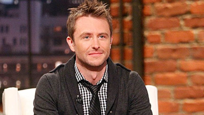 Illustration for article titled Chris Hardwick will be the host of Talking Bad, bitch