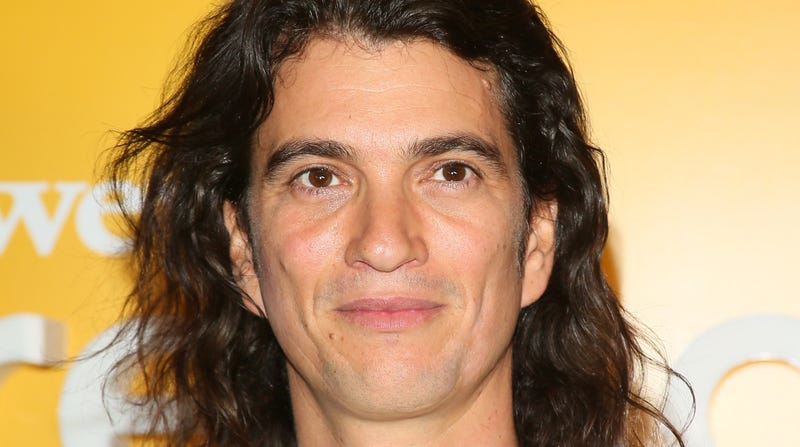 High on His Own Supply: WeWork CEO Reportedly Wants to Be 'President of the World'