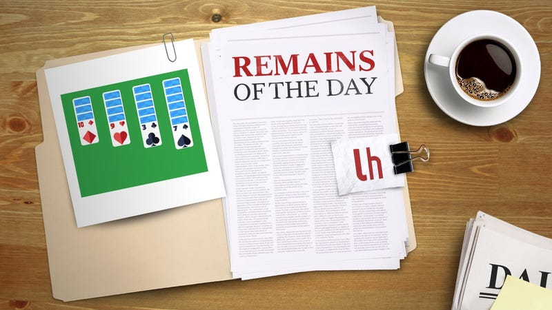 Illustration for article titled Remains of the Day: Google Delivers a New Way to Procrastinate Online