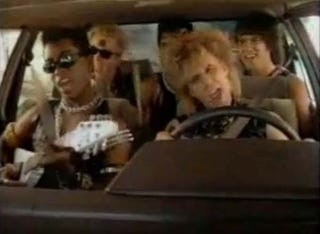 Illustration for article titled Room For a Rock Group, or a Group Of Rocks: 1985 Toyota Camry