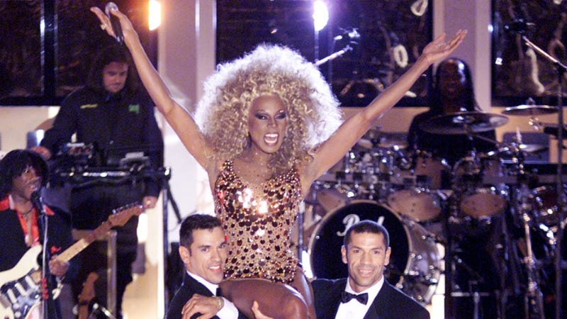 Illustration for article titled RuPaul Solves All Problems with Coffee Enemas