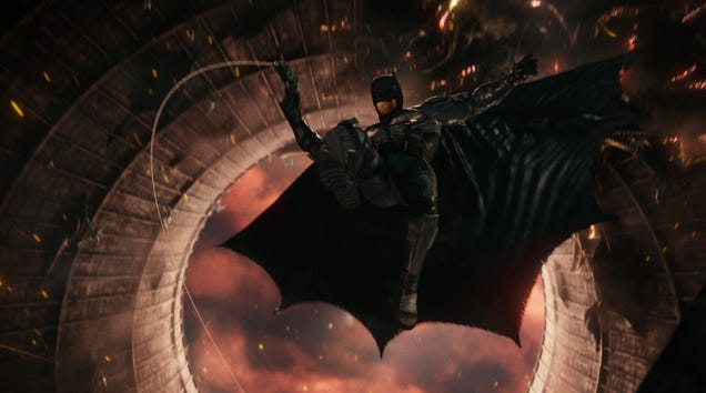 Justice League had the DCEU's worst U.S. opening weekend yet