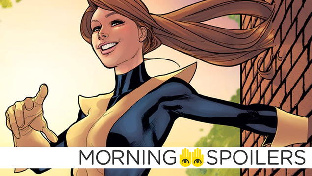 Brian Michael Bendis Says His Kitty Pryde Movie Is Still Happening