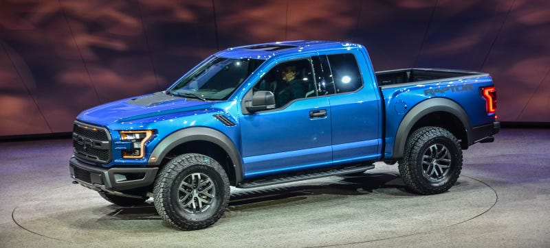 Illustration for article titled 2017 Ford F-150 Raptor: This Is It