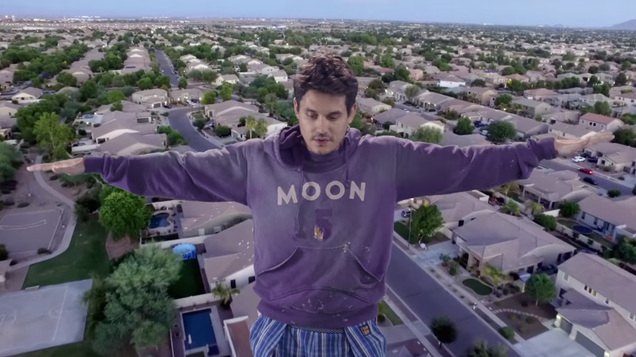 John Mayer's new soft-rock single gets a genuinely funny, Tim & Eric-style video