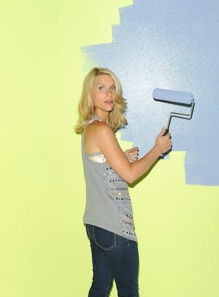 Illustration for article titled Claire Danes Lowers The Bar For Celebrity Artists