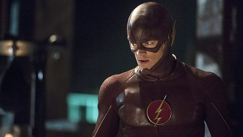Illustration for article titled The Flash truly becomes The Flash, unless The CW is a house of lies!