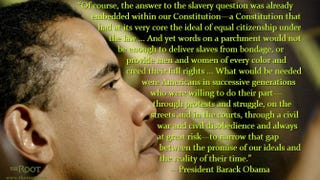 Illustration for article titled Quote of the Day: President Barack Obama on Human Rights