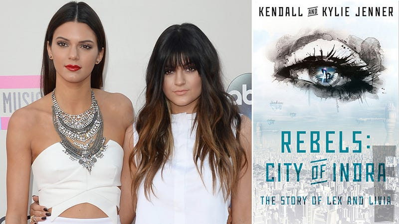 Illustration for article titled Kylie and Kendall Jenner's Dystopian Young Adult Novel Is Coming