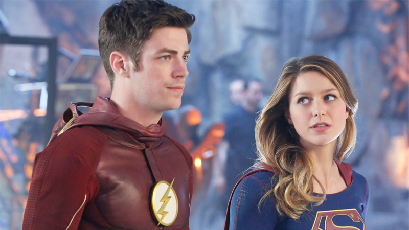 Illustration for article titled Everyone You Want to Sing in the Flash/Supergirl Musical Crossover Will Sing