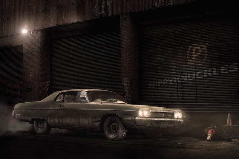 Illustration for article titled Malaise Monday: NYC Survivor 1973 Plymouth Fury