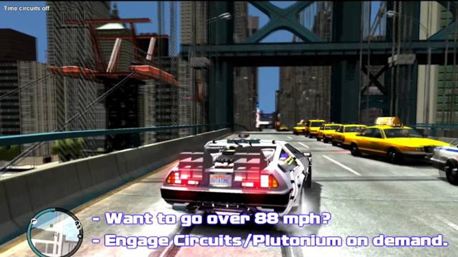 Check Out This Insanely Cool GTA IV Mod That Lets You Time