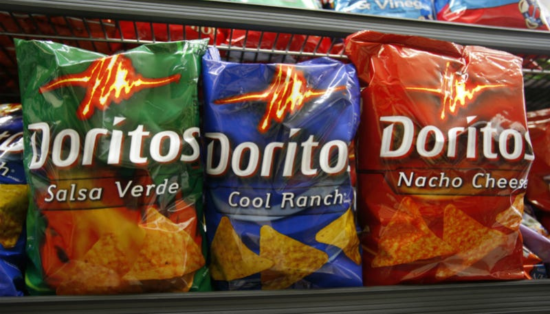 Illustration for article titled Doritos' Long, Slow Descent Into Madness