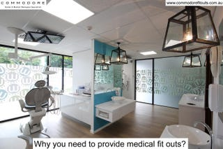 Illustration for article titled Why you need to provide medical fit outs?