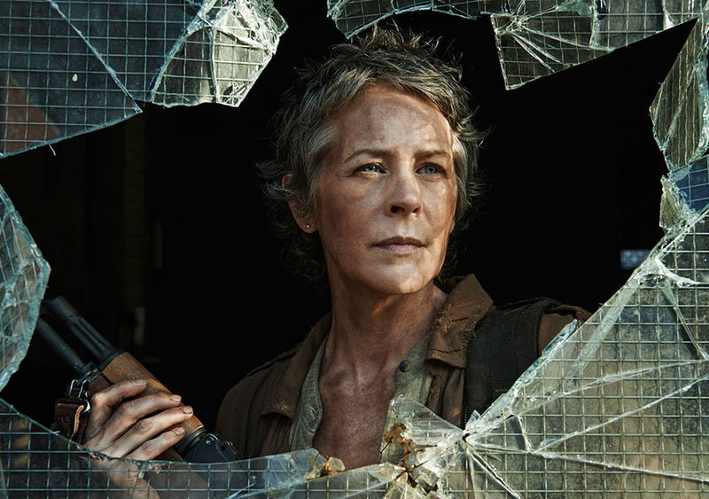 Illustration for article titled ​Carol Is Queen Badass In A Stellar Walking Dead Season Premiere