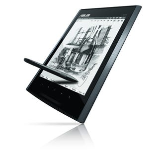 Illustration for article titled ASUS Eee Tablet: Call It A Kindle-Slayer, Not An iPad-Killer