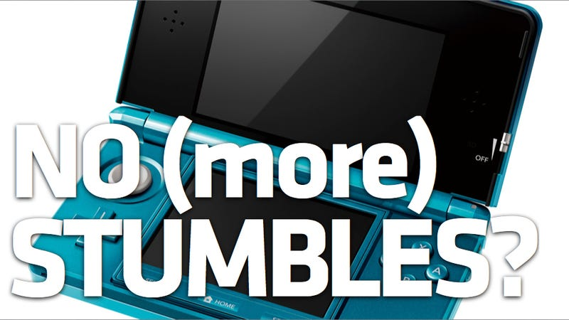 Illustration for article titled Nintendo Believes the 3DS' Two Big Problems Have Been Fixed