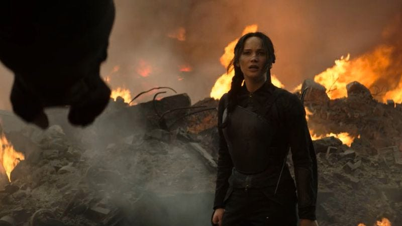 Illustration for article titled Lionsgate to keep making Hunger Games movies in perpetuity