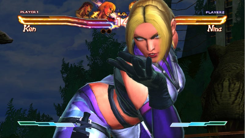 Illustration for article titled How Street Fighter X Tekken Controls And Why It's Not Street Fighter Vs. Tekken