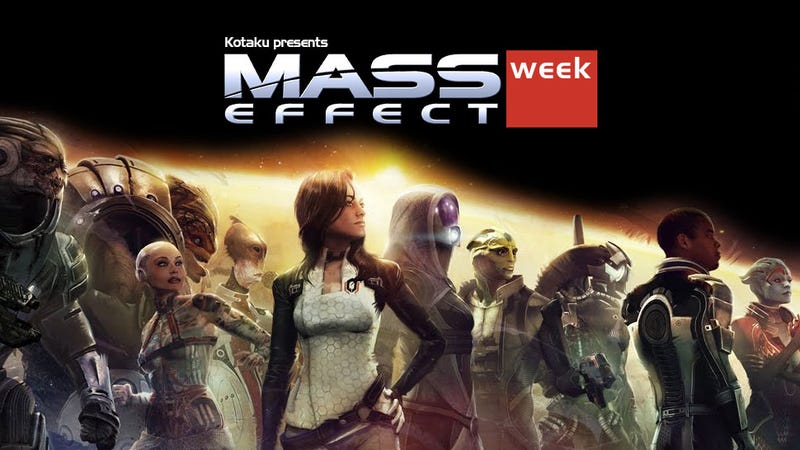 Illustration for article titled Welcome To Mass Effect Week At Kotaku!