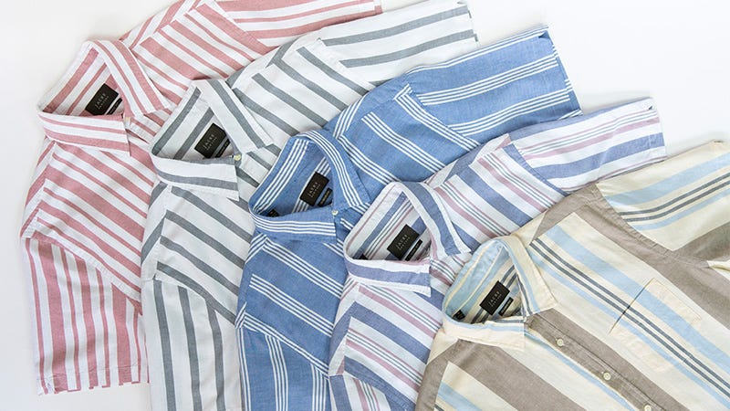 Pick Any 2 Short Sleeve Button Downs for Only $39 | Jachs | Promo code SSBLOWOUT